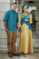 Rj 07 tosca-kuning gold Couple