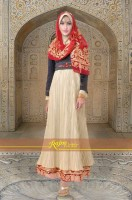 Gaun-Pesta-muslim-Rajna-11-Gold-Red