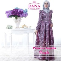 baju pesta yg bagus Gaun-Pesta-Muslim-Princess-Angella-Dress-Purple