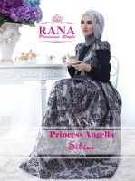 baju pesta yang cantik Gaun-Pesta-Muslim-Princess-Angella-Dress-Silver