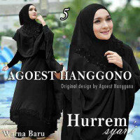 Busana muslim Terbaru Trendy Hurrem vol.2 by Agoes Hanggono 5