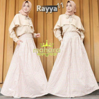 baju muslim rayya set vol 11 by mahara milk
