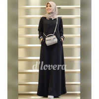 Orlin Dress Black