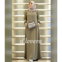 Orlin Dress Moss