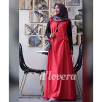 Safira dress by dlovera Red