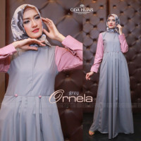 ornela drees grey