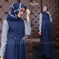 ornela drees navy