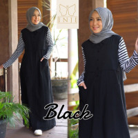 Alya Dress Black