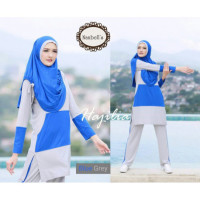 Hajilia Blue Grey
