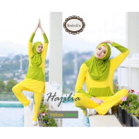Hajilia Yellow Green