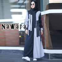 Nawara Navy Light Grey