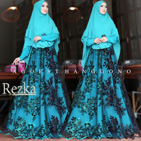Rezka Blue Mint