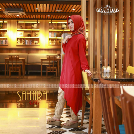 Sahara Tunik Red