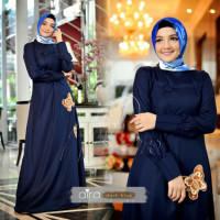 Aira Hijab Dark Blue