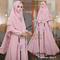 Cendana Syari Purple