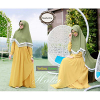 Halia Yellow Green