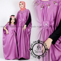 Kaftan Couple Purple