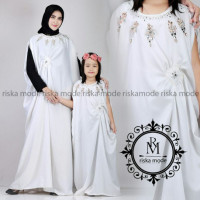 Kaftan Couple White