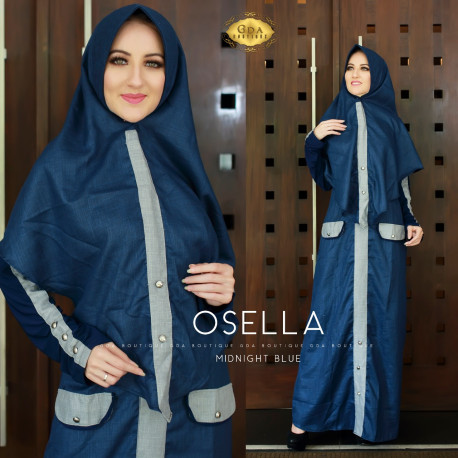 Osella Syari Midnight Blue