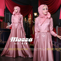 All New Mozza Pink