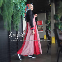 Keylie Dress Red