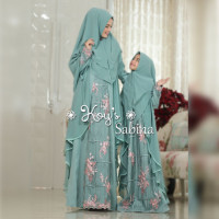 Sabina Couple Syari Mint