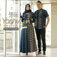 Yashwin Navy Yellow