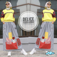 Delice Set Yellow