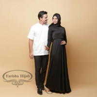 Nizami Couple Black