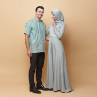 Nizami Couple Mint