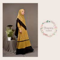 Shafana Dusty Mustard