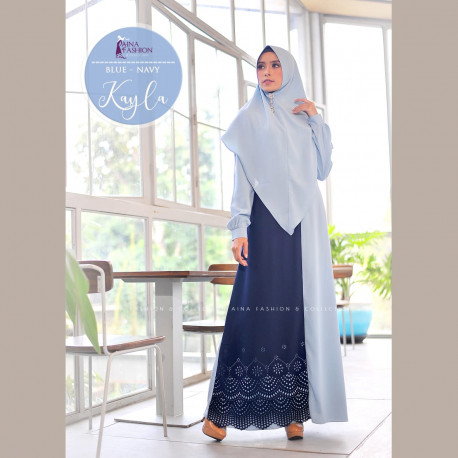 Kayla Blue Navy