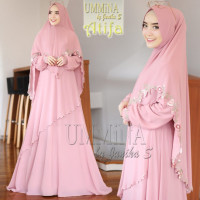 Atifa Dusty Pink