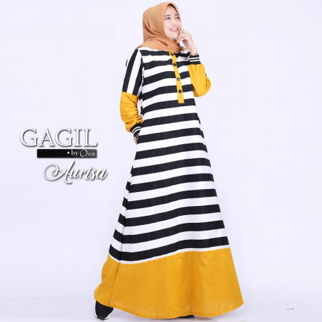 Aurisa Dress Yellow