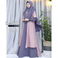 Hawra Dress Purple