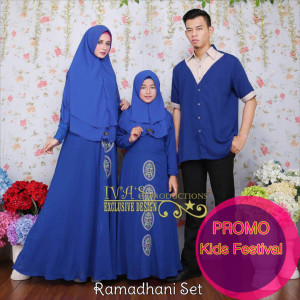 Ramadhani dress kids birel