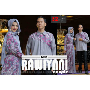 Rawiyani Couple Grey