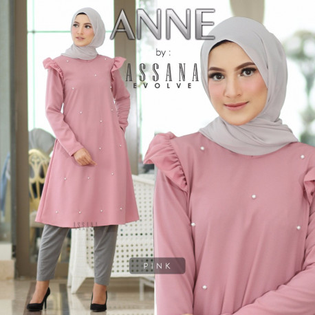 Anne by Assana Pink