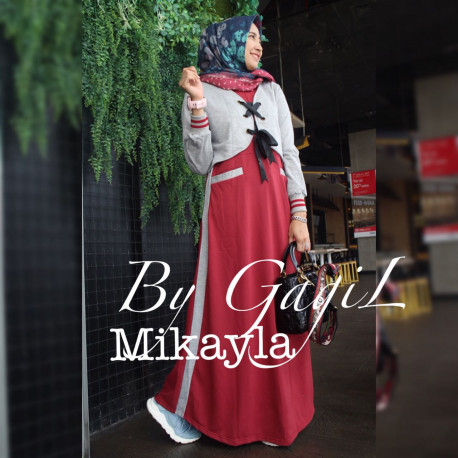 Mikayla Dress Red