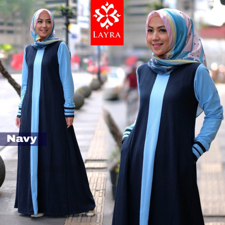 Minna 2 Dress Navy