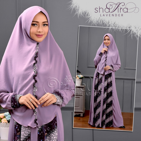 Shavira Dress Lavender