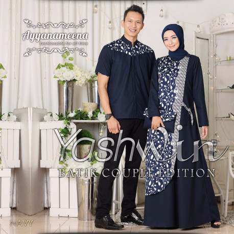 Yashwin Couple Navy