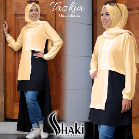 Tazkia Gold Black