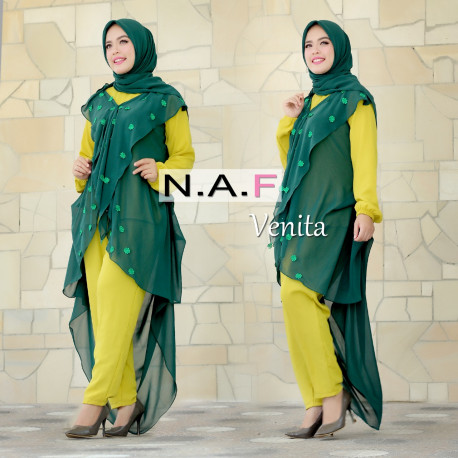 Venita Green Lemon