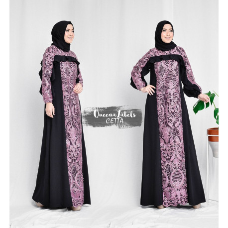 Cetta Dress Black