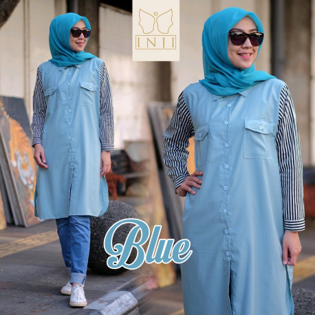 Cilla Shirt Blue