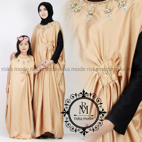Kaftan Couple Gold