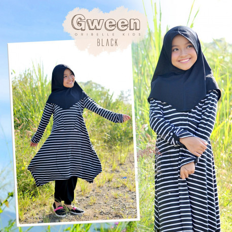 Gween Kids Black