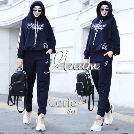 Cerie Set Navy