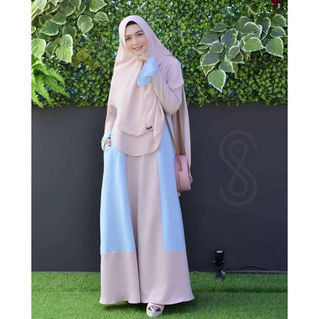 Chiby Dress Cream